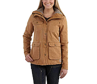 Куртка теплая женская Carhartt M-L