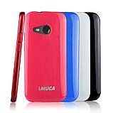 Гелевый чехол iMuca Cool Color для HTC One 2 Mini, фото 8