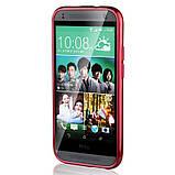 Гелевый чехол iMuca Cool Color для HTC One 2 Mini, фото 6