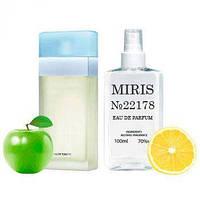 Духи MIRIS №22178 (аромат похож на Dolce & Gabbana Light Blue) Для Женщин 100 ml