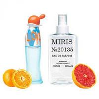 Духи MIRIS №20135 (аромат похож на Moschino I Love Love) Для Женщин 100 ml
