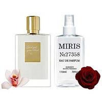 Духи MIRIS №27358 (аромат похож на Kilian Good Girl Gone Bad) Для Женщин 100 ml