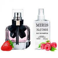 Духи MIRIS №27803 (аромат похож на Yves Saint Laurent Mon Paris) Для Женщин 100 ml