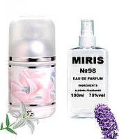 Духи MIRIS №98 (аромат похож на Cacharel Anais Anais) Для Женщин 100 ml