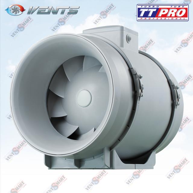 Внешний вид канального вентилятора смешанного типа ВЕНТС ТТ ПРО