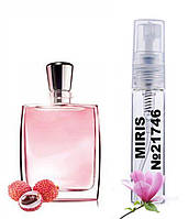 Пробник Духов MIRIS №21746 (аромат похож на Lancome Miracle) Для Женщин 3 ml