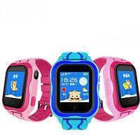 Детские Умные Смарт Часы Baby Smart Watch A32 Розовые Водонепроницаемые Для девочек (11867)