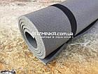 Туристический коврик каремат 1800х600х10мм, серые (20шт), фото 2