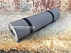 Туристический коврик каремат 1800х600х10мм, серые (20шт), фото 3