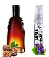 Пробник Духов MIRIS №25417 (аромат похож на Christian Dior Fahrenheit) Для Мужчин 3 ml