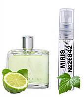Пробник Духов MIRIS №26842 (аромат похож на Lacoste Essential) Для Мужчин 3 ml