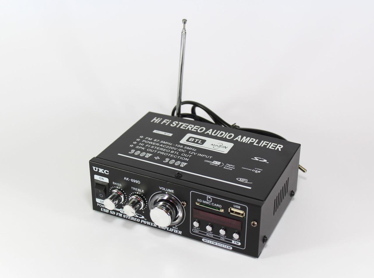 Усилитель AMP 699 SONY (30)