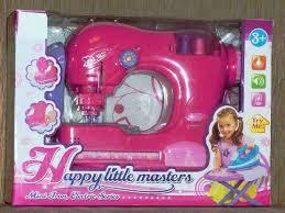 Швейная машинка Happy little masters