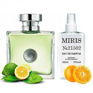 Духи MIRIS №21502 (аромат похож на Versace Versense) Для Женщин 100 ml