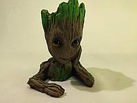 Глиняный цветочный горшок - милый малыш Грут из Стражей Галактики от Marvel №7