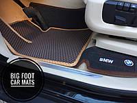 Автомобильные коврики EVA на BMW 5 F11 (2010-2017)