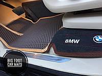 Автомобильные коврики EVA на BMW 5 F30 (2012-2018)