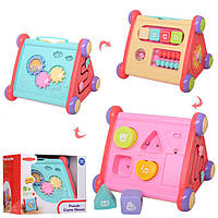 Развивающая игрушка для деток от 1.5 года - интересная познавательная игрушка для детей от 18 месяцев