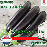Баклажан KS 4804 F1, ТМ KITANO SEEDS, упаковка 250 семян, фото 1