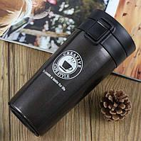 Термокружка Caka Coffee Cup Черный SKL32-190006