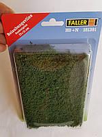 Faller 181391 - Набор присыпки комки листвы темно зеленой, для ланшафтных дизайнов, масштаба H0, TT, N