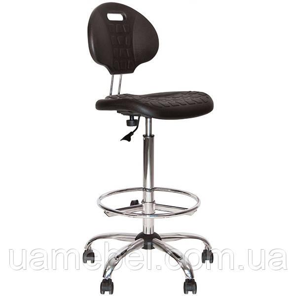 Кресло офисное LABORANT (ЛАБОРАНТ) GTS RING BASE STOPKI