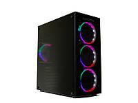 Персональный компьютер Expert PC Ultimate (A1200.08.H1S1.1650.C099), AMD Ryzen 3 1200 (3.1 - 3.4 ГГц) / ОЗУ 8 ГБ / HDD 1 ТБ + SSD 120 ГБ / NVIDIA