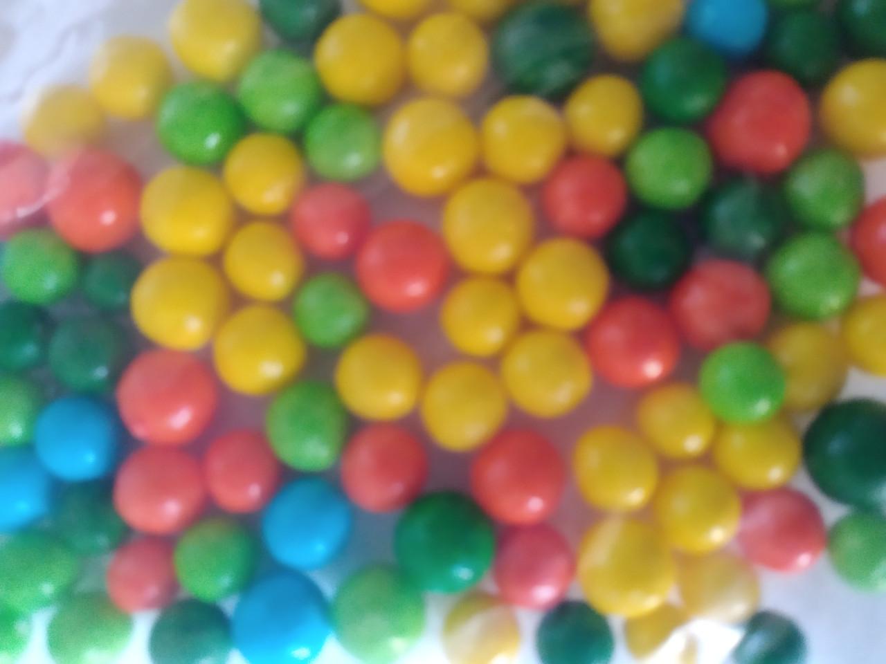 Шарики глянцевые D-10мм  сумм №2 (,050 грм)