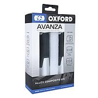 Рукоятки руля Oxford Avanza Grips - Silver