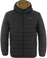 Куртка пуховая мужская Outventure, Черный, 46