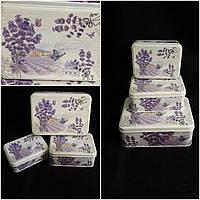Современная коробочка для подарков, материал - жесть, 14х8х6 см., 80 гр.