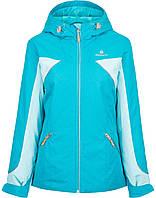 Куртка утепленная женская Nordway, синий/голубой, 44