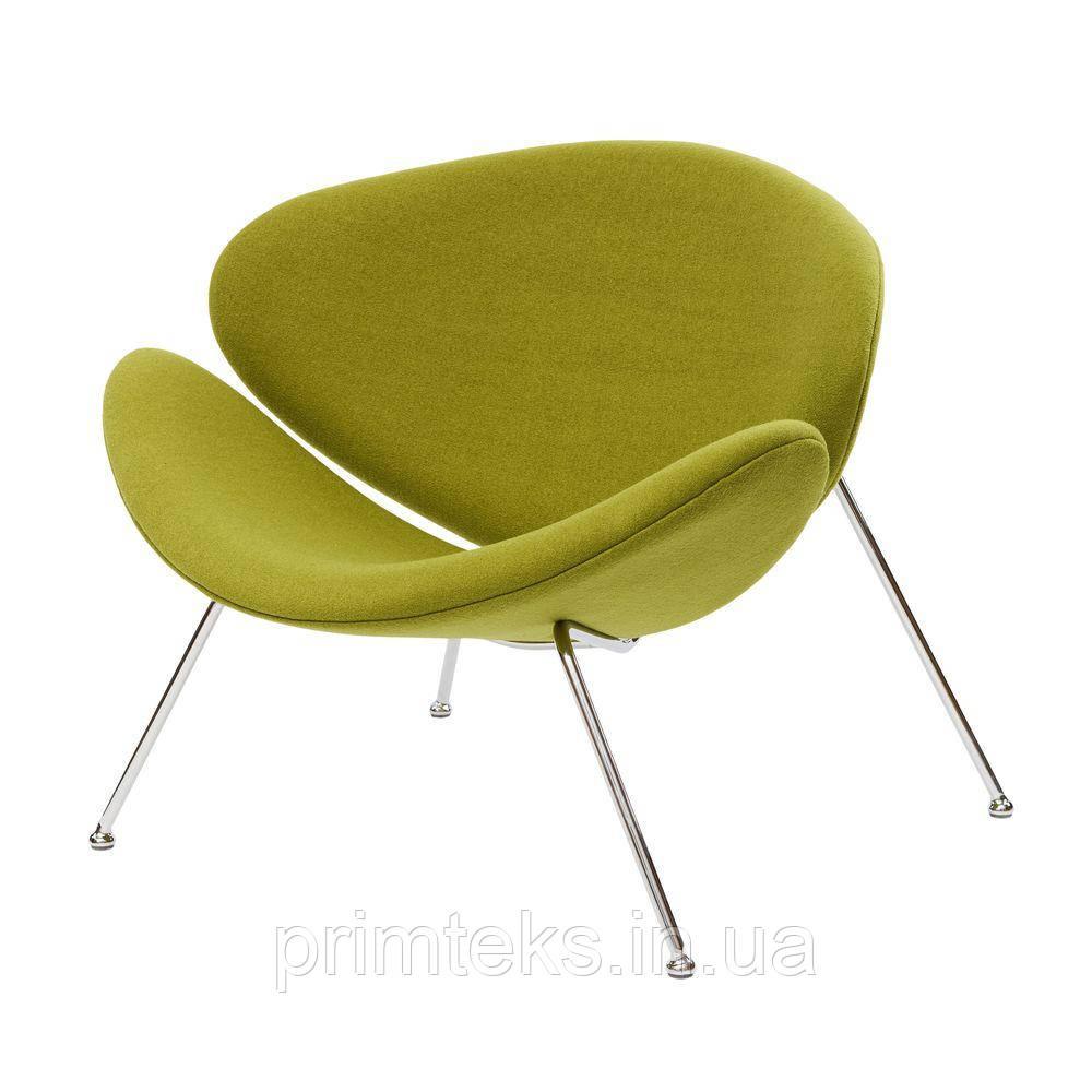 Кресло лаунж Foster( Фостер) зелёное