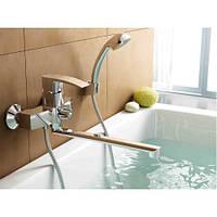 Смеситель для ванны SANTEP 16212 с длинным изливом