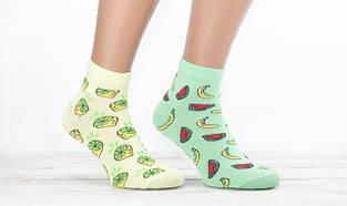 Середні жіночі демисезонні шкарпетки