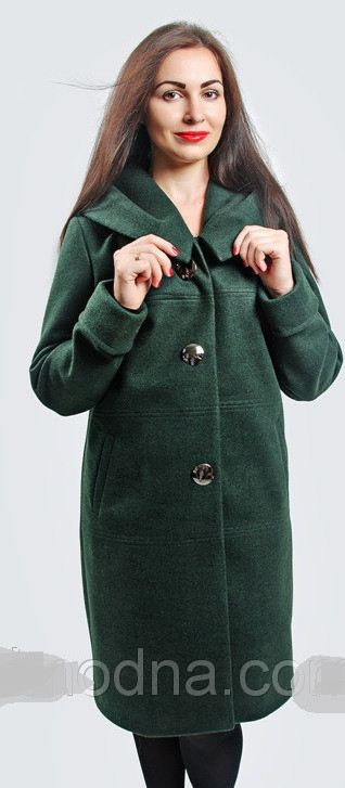 Модное весеннее пальто (рр.52-58)