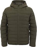 Куртка утепленная мужская Demix, оливковый, 44-46