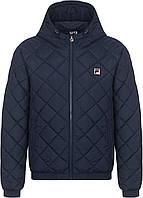 Куртка утепленная мужская Fila, Темно-синий, 46