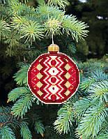 """Набір для вишивання хрестом Crystal Art Серія """"Щасливого різдва"""""""