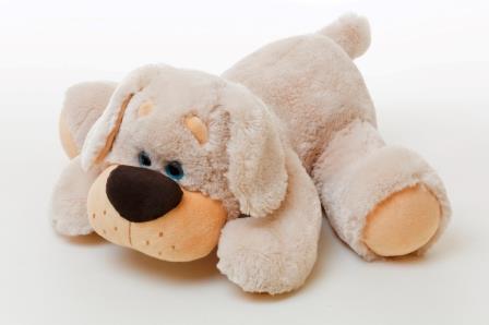 Мягкая игрушка пес Бимко средний
