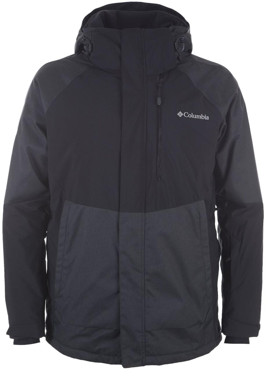 Куртка утепленная мужская Columbia Wildside, Черный, 44-46, фото 1