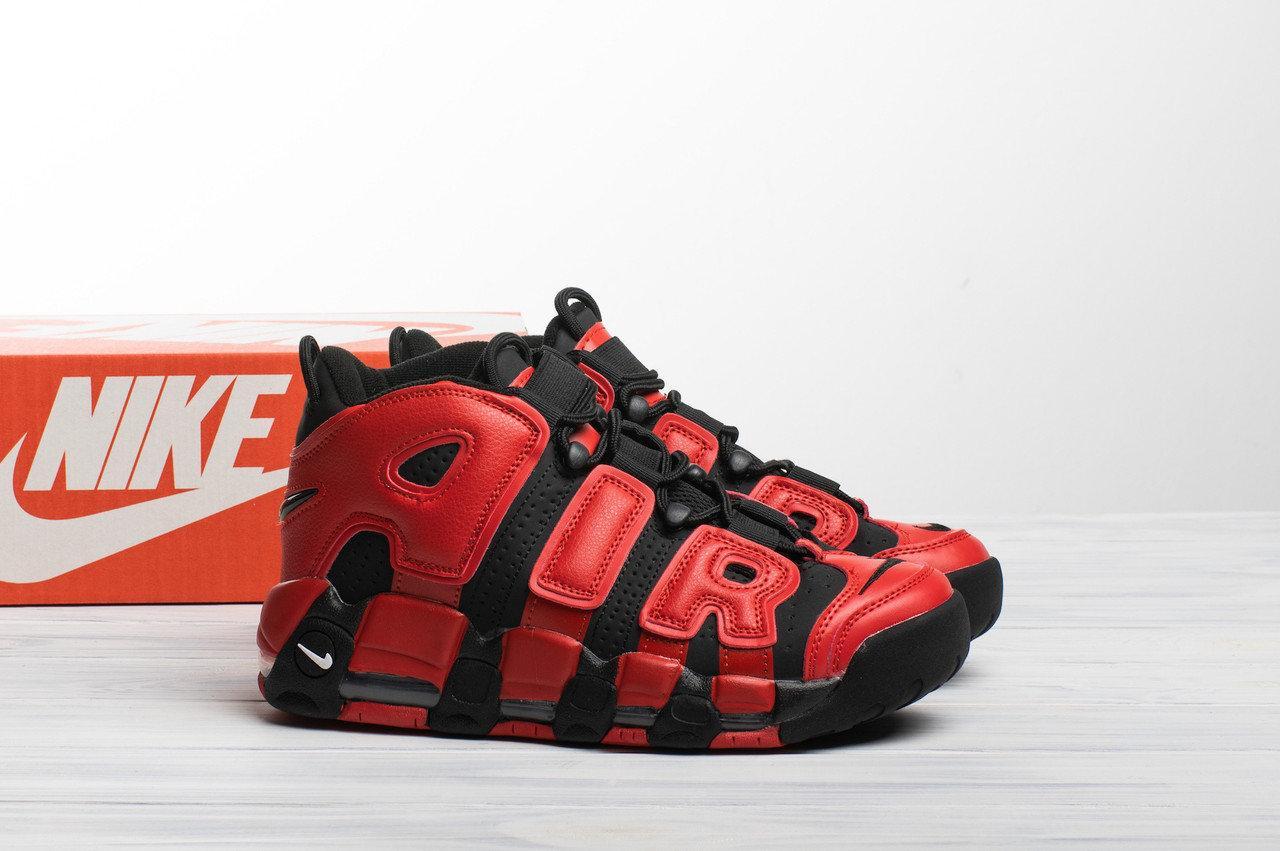 Мужские кроссовки в стиле Nike Air More Uptempo Infrared