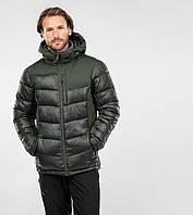 Куртка утепленная мужская IcePeak Pierron, Зелёный, 48