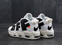 Мужские кроссовки в стиле Nike Air More Uptempo, фото 3