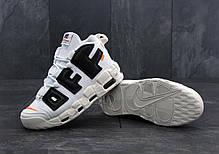 Мужские кроссовки в стиле Nike Air More Uptempo, фото 2