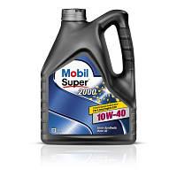Моторное масло Mobil Super 2000 10W40 (4л)