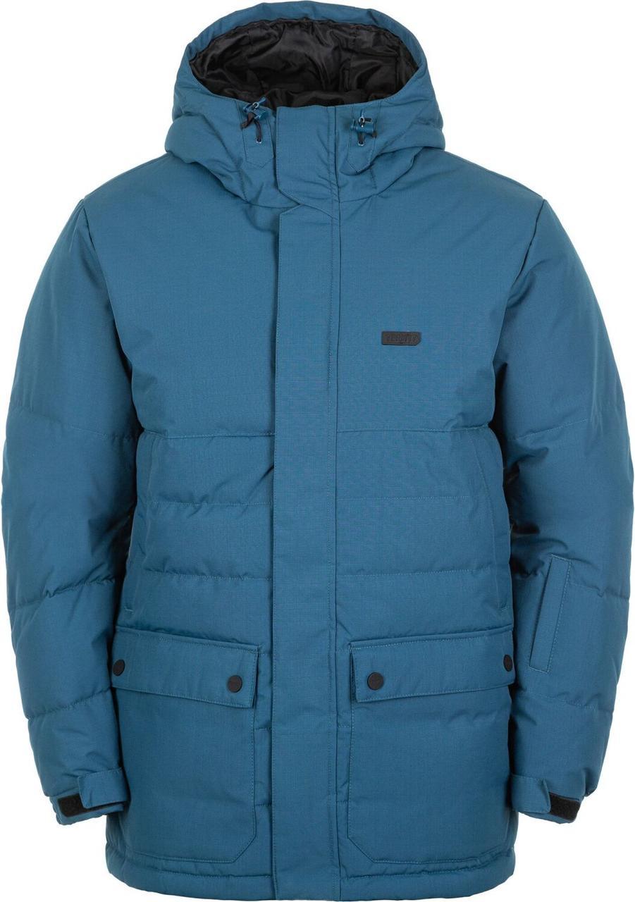 Куртка пуховая мужская Termit, Синий, 44, фото 1