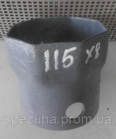 Инструмент ключ ступичный 115 мм 8 граней  - СПЕЦ ИНСТРУМЕНТ в Харькове