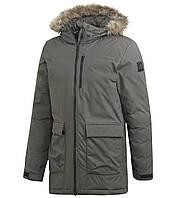 Куртка утепленная мужская Adidas Xploric, Тёмно-серый, 46