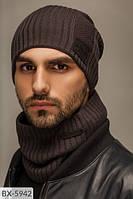 Набор куба Набор шапка + баф  Подклад : микрофлис по всей шапке Состав: шерсть - 60%, акрил-40%